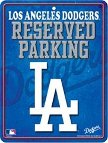 MLB Los Angeles Dodgers Parking (Dodgers Street Sign)