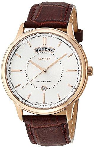 GANT watches Hudson Hudson Quartz calendar W10933 Men's [regular imported goods]