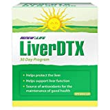Renew Life Liver Detox LD1, Part 1 & Part 2, 60 Vegetable Capsules