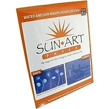 "Tedco 8"" X 10"" Sun Art Paper Kit - Use the Magic of Solar Energy to Create Ar..."