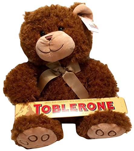 valentines-day-chocolate-colored-teddy-bear-with-toblerone-swiss-chocolate-2-pc