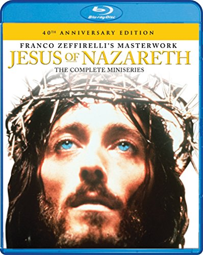 Blu-ray : Jesus of Nazareth: The Complete Miniseries (Full Frame, Anniversary Edition, 2 Pack, 2 Disc)