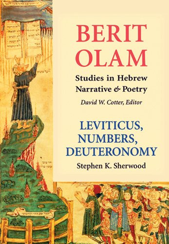 Berit Olam: Leviticus, Numbers, Deuteronomy by Michael Glazier