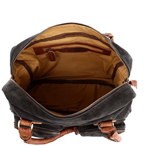 travail à cuir à dames sac cuir LECONI d'occasion en à le Sac Look Sac shopping bandoulière le et en suède féminin pour en Sac le loisir Sac marron VL anthracite LE0046 en main cuir 33x21x9cm main 0RAFOqRw