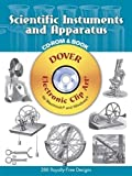 Scientific Instruments and Apparatus CD-ROM and Book (Dover Electronic Clip Art)
