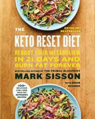 Mark Sisson—author of the mega-bestsellerThe Primal Blueprint—unveils his groundbreaking ketogenic diet plan that resets your metabolism in 21 days so you can burn fat forever.Mounting scientific research is confirming that eating a ketogeni...