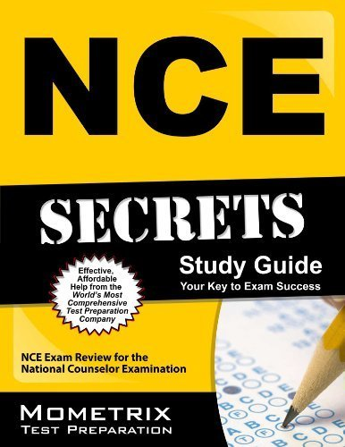 NCE Secrets Study Guide: NCE Exam Review for the National Counselor Examination by NCE Exam Secrets Test Prep Team (2013-02-14)