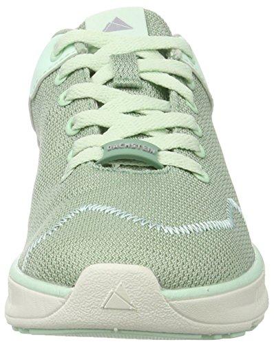 Dachstein Skylite Wmn - Zapatillas de nordic walking Mujer Verde (Mint/granite Green)