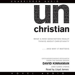unChristian Audiobook