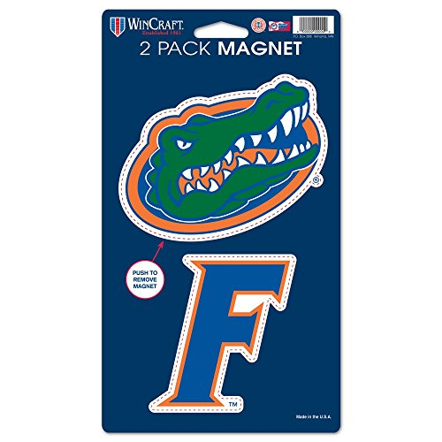sity of Florida WCR29037014 Magnets (2 Pack), 5