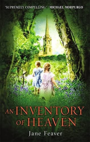 book cover of An Inventory of Heaven