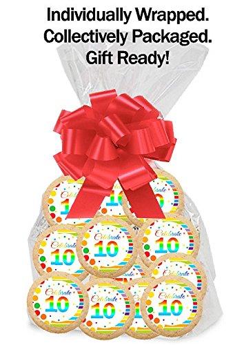 St Patricks Days Shamrock Cupcake Decoration Rings -12pack