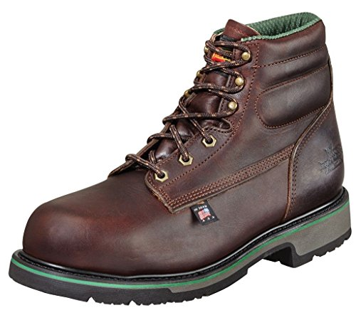 ST B 10 5 4711 Leather Work Mens 804 Walnut Boots Grain Full Thorogood BZYwzAqx