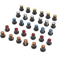 30 Piezas WH148 AG2 Para Potenciómetros De Eje