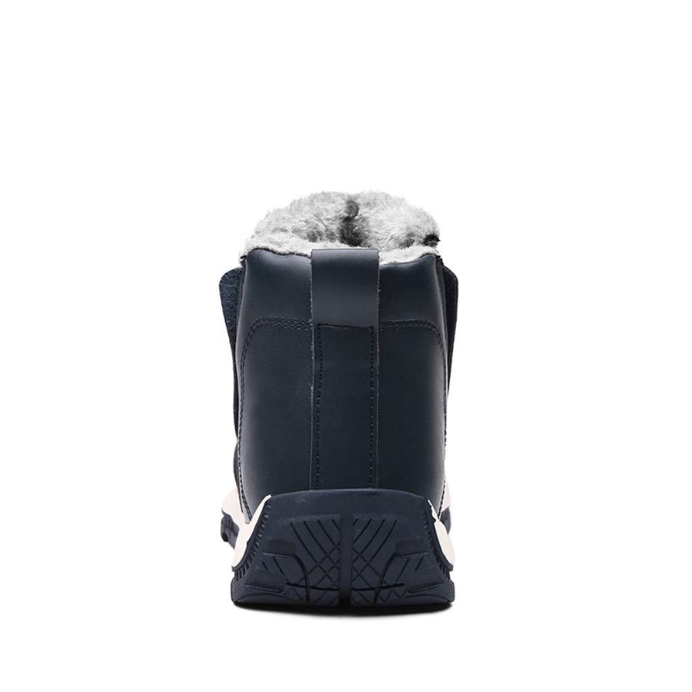 Shoe House Inverno Caldo di Grandi Dimensioni Stivali da Neve,blu,EU44 Neve,blu,EU44 Neve,blu,EU44 US10(M) UK9.5 816101