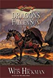"""Dragons of a Fallen Sun (Dragonlance The War of Souls, Volume I)"" av Margaret Weis"