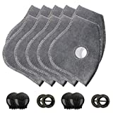AIRNEX Set of 10 Activated Carbon PM2.5 Filters and