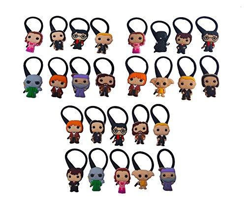 AVIRGO 26 pcs Soft Zipper Pull Charms for Jacket Backpack Bag Pendant Set # 234 -3