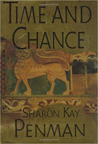 Time And Chance Penman Sharon Kay 9780399147852 Books
