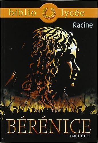 Livre Bérénice (Livre de l'élève) epub pdf