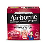 Health & Personal Care : Airborne Very Berry Effervescent Tablets, 30 Count