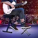 Donner Guitar Foot Stool Height Adjustable Guitar
