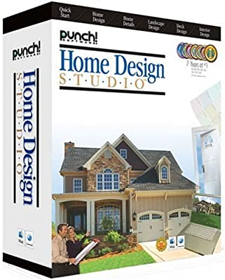 Punch! Home Design Studio (Mac) [OLD VERSION]