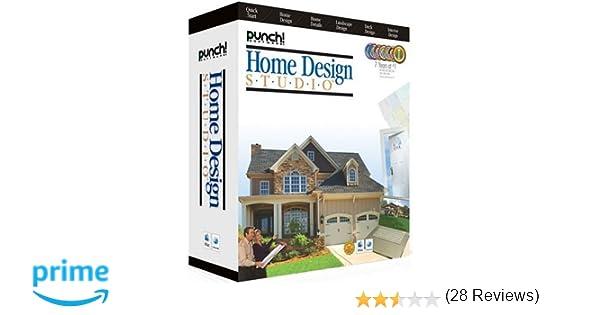 Amazon.com: Punch! Home Design Studio (Mac) [OLD VERSION]