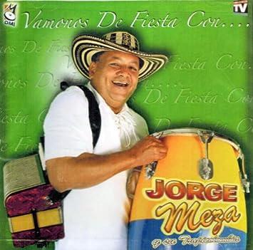 Jorge Meza - Jorge Meza Y Su Tropicolombia (Vamonos De ...