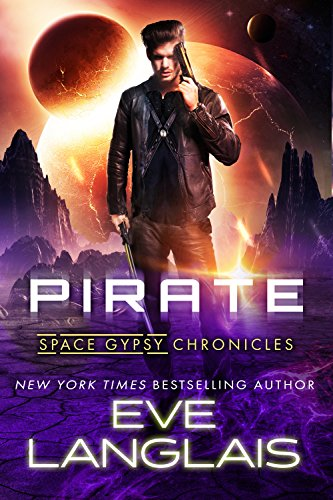 Pirate (Space Gypsy Chronicles Book 1) cover