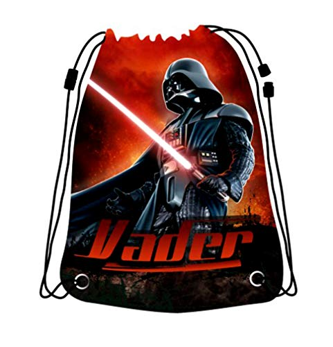 Backpack Star All Drawstring - Drawstring Backpack Star War Swimming Bag,Beach Bag Gym Bag Official Licensed