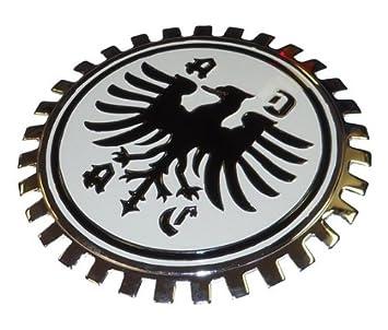 Amazon.com: ADAC Club de Auto Alemana coche Grille Insignia ...