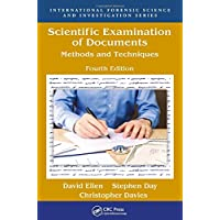 Scientific Examination of Documents: Methods and Techniques, Fourth Edition