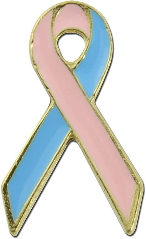 25mm Pin Badge Miscarriage Pregnancy Loss Ribbon Sign  Support  Lapel Accessory