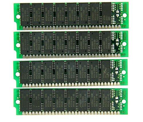 16MB MAX RAM Memory SIMM Upgrade for ENSONIQ Emu E-mu ASR-10 88 ASR10 ()
