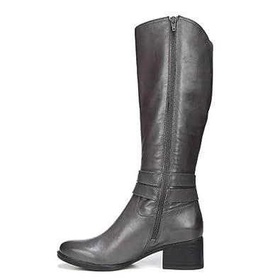 e46d48548ba2 Amazon.com | Naturalizer Women's Dev Wc Riding Boot | Walking