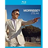 25: Live [Blu-ray] by Eagle Rock Entertainment by Morrissey