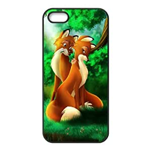 iPhone 5,5S Cell Phone Case The Fox and the Hound PP8A298072