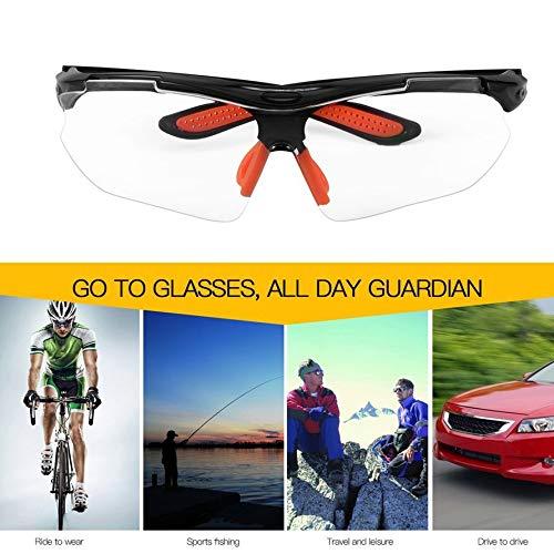 HoganeyVan Bicicleta Ciclismo Gafas a prueba de viento Gafas a prueba de polvo Deportes al aire libre Hombres y mujeres Gafas de protecci/ón de bicicleta de monta/ña