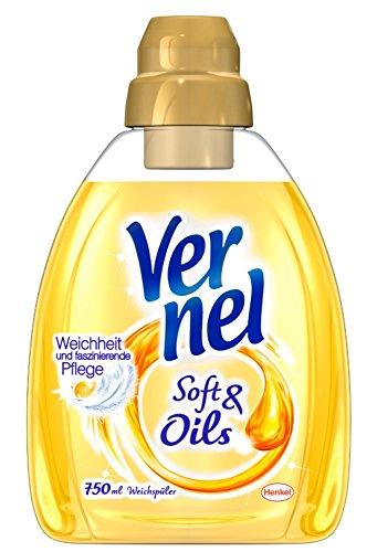 Vernel Soft und Oils Gold, 6er Pack (6 x 1.5 l)