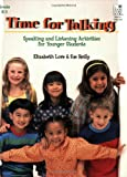 img - for Time For Talking : Speaking and Listening Activities for Lower Primary Students book / textbook / text book