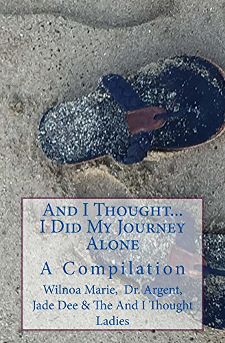 book reading by wilnona and jade dee of And I Thought. . . I Did My Journey Alone (And I Thought... Book 4)