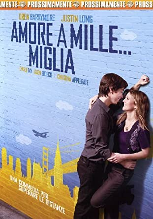 Amazon Com Amore A Mille Miglia Blu Ray Vn Blu Ray Italian Import Christina Applegate Justin Long Nanette Burstein Movies Tv