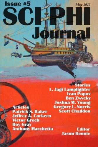 Sci Phi Journal #5, May 2015: The Journal of Science Fiction and Philosophy (Volume 5)