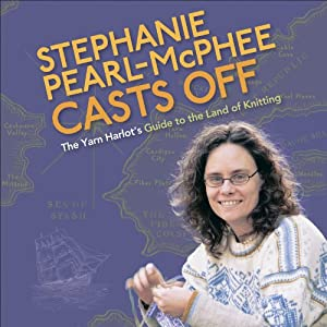 Stephanie Pearl-McPhee Casts Off Audiobook