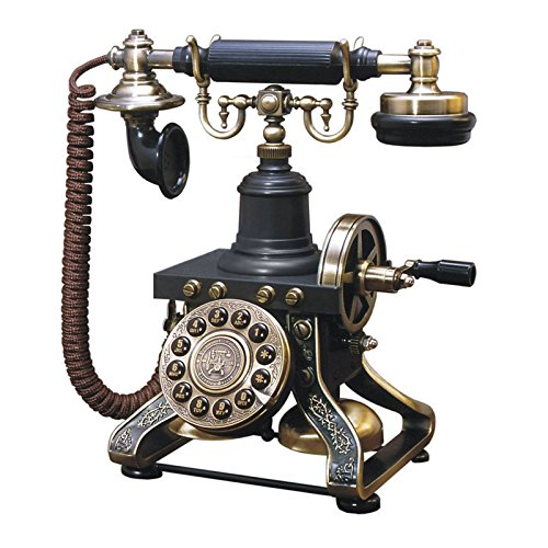 Candlestick Phone (ParamountReproduccin de 1892de la torre Eiffel870586000035)