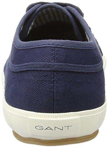 Gant Samuel, Scarpe da Ginnastica Uomo Blue (Marine)