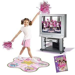 Bella Dancerella Cheerleader Studio