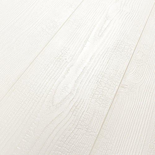 Quick-Step NatureTEC Envique Bridal Pine 12mm Laminate Flooring IMUS1992 SAMPLE