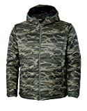 Columbia Men's Crested Butte Omni-Heat Hooded Jacket (MEDIUM)